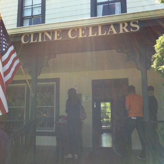 Photo taken at Cline Cellars by Mary Z. on 5/29/2012