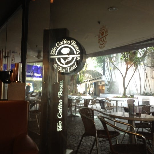 Photo taken at The Coffee Bean by Christine W. on 2/25/2012