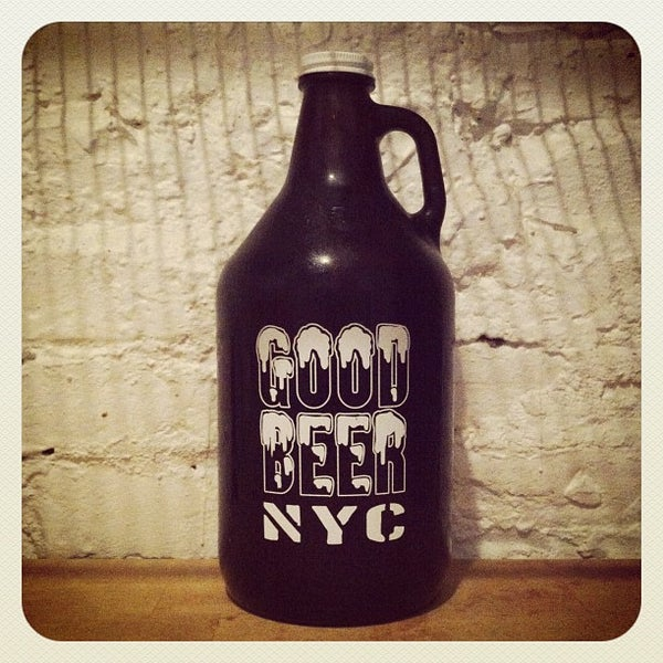 Photo taken at Good Beer NYC by Tim M. on 10/14/2011