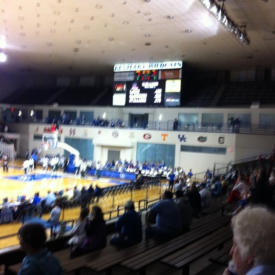 Photo taken at Memorial Coliseum by Prentice H. on 11/27/2011