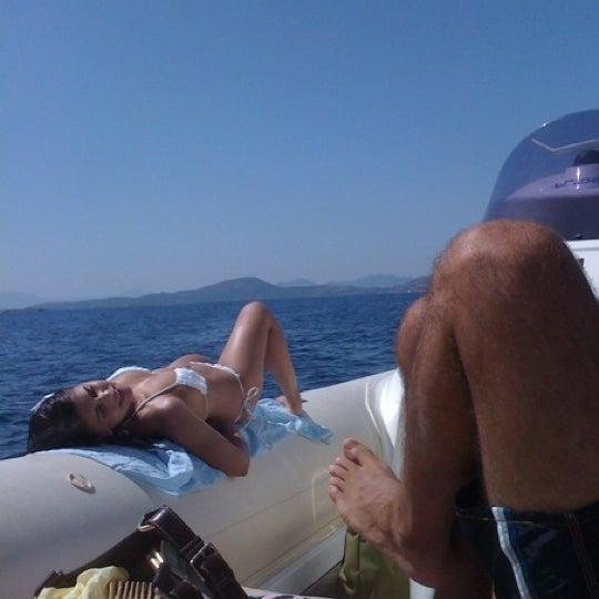 Photo taken at Isola di Nisida - Nisida Island by Lala Jr on 7/31/2011