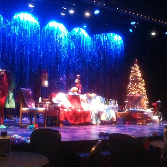 Photo taken at The Cosmopolitan Cabaret by Amanda on 12/19/2011