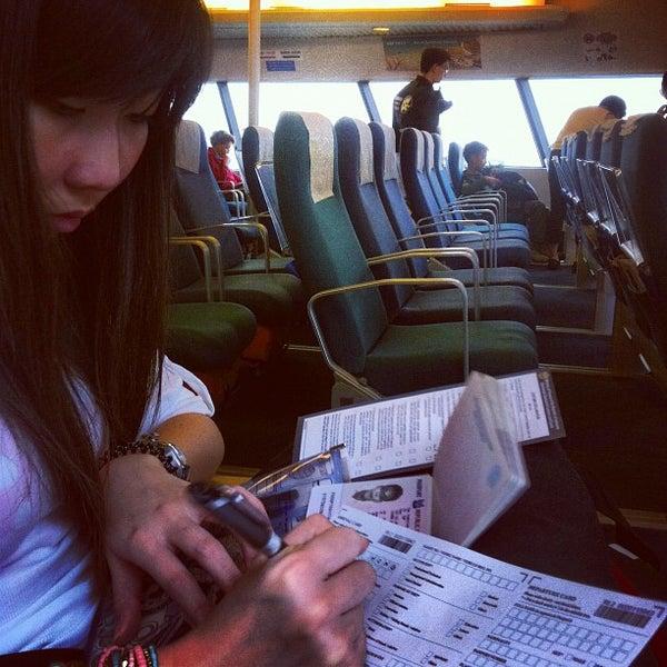 Das Foto wurde bei Tanah Merah Ferry Terminal von Tai H. am 5/31/2012 aufgenommen