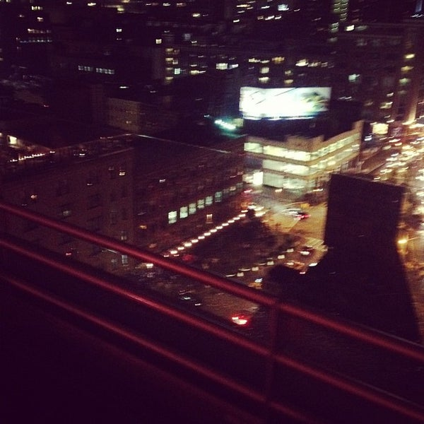 Photo taken at Gansevoort Meatpacking NYC by Victor J. on 6/23/2012