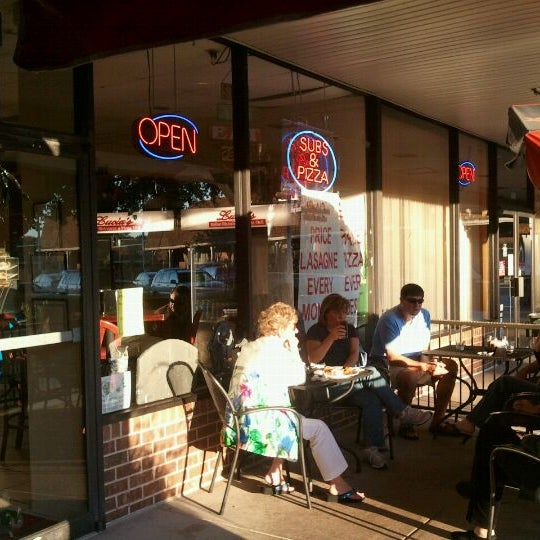 Photo taken at Lucia's Italian Ristorante by Charlie R. on 10/6/2011