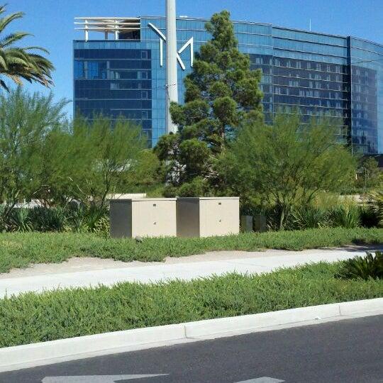 Photo taken at M Resort Spa Casino by B. L. on 10/9/2011