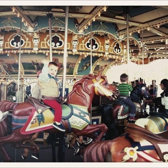 Photo taken at Jane's Carousel by Joe S. on 9/17/2011