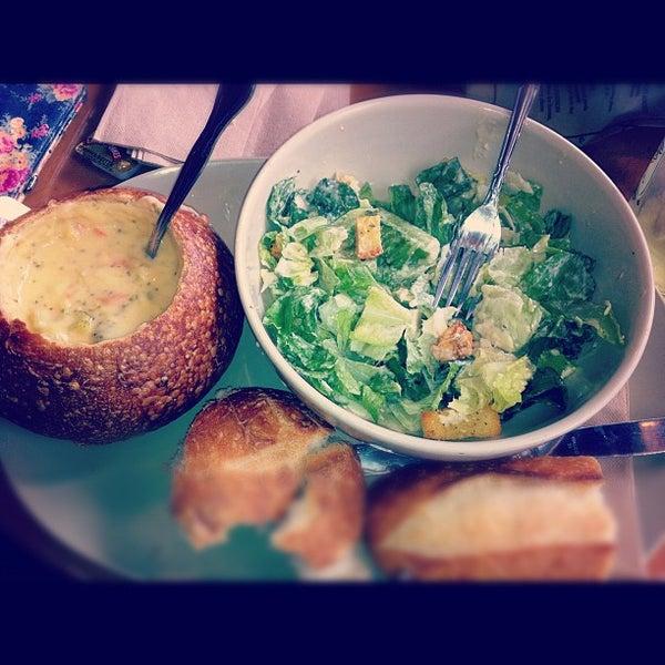 Photo taken at Panera Bread by Ashley M. on 10/30/2011