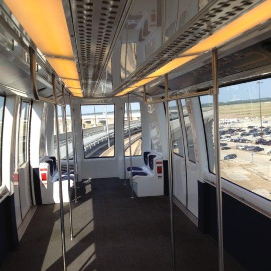 Tranvía Del Aeropuerto En DFW Airport