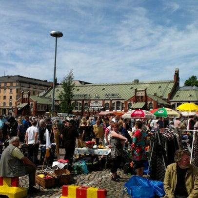 Das Foto wurde bei Hietalahdentori von Julia I. am 7/1/2012 aufgenommen