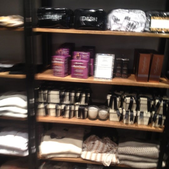 Photo taken at Dash NYC by Laura F. on 4/8/2012