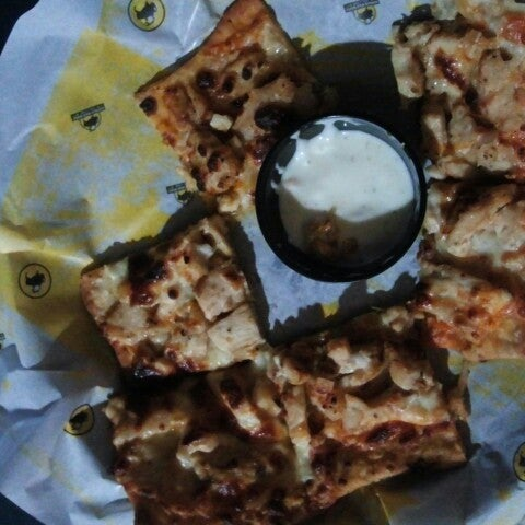 Photo taken at Buffalo Wild Wings by Cristina L. on 8/7/2012