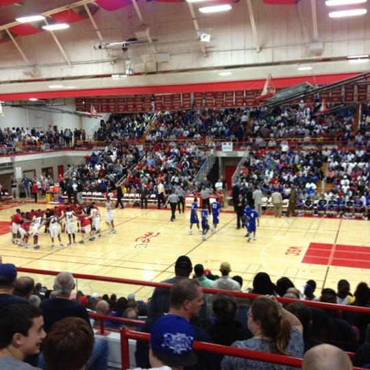 Photo taken at Hinsdale Central High School by Dan V. on 3/14/2012