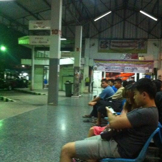 รูปภาพถ่ายที่ สถานีขนส่งผู้โดยสารจังหวัดน่าน โดย trinnakorn b. เมื่อ 3/8/2012