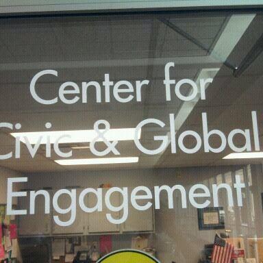 Photo taken at SCC Student Center by Samir on 8/25/2012