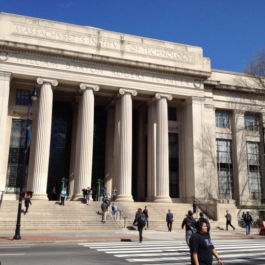 Photo taken at Massachusetts Institute of Technology (MIT) by Tutilla A. on 4/7/2012