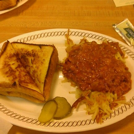 Photo taken at Waffle House by Donna K. on 7/29/2012