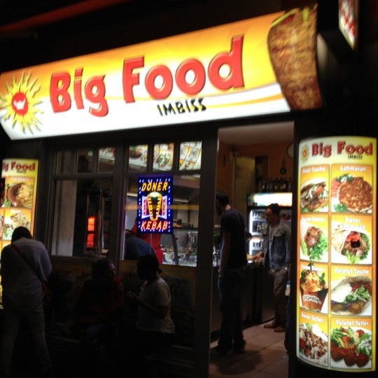 Food Hamburg Big