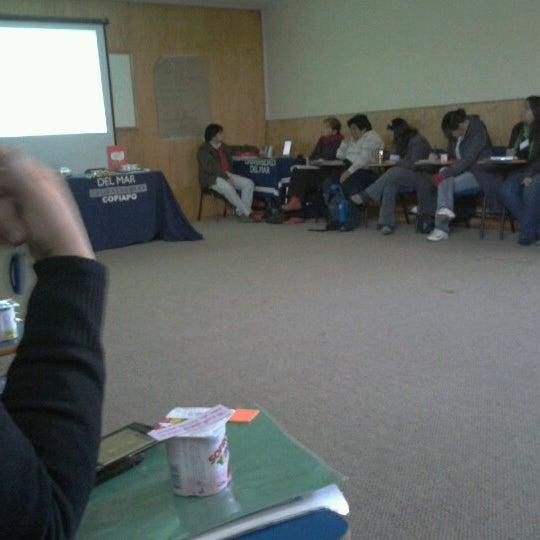 Photo taken at Universidad Del Mar by Alex M. on 7/12/2012