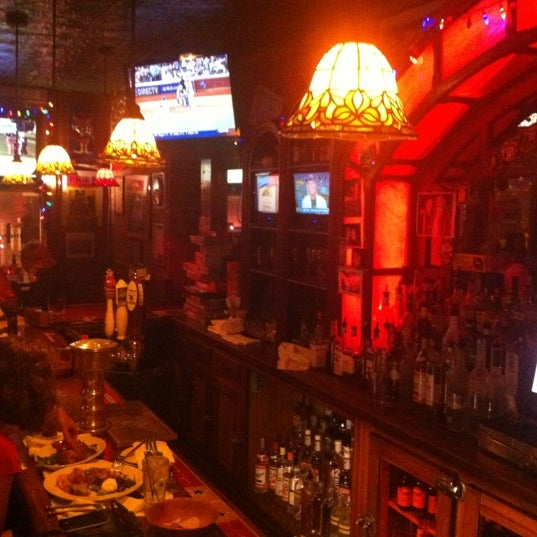 Photo taken at Max's on Main by Richard B. on 6/17/2012