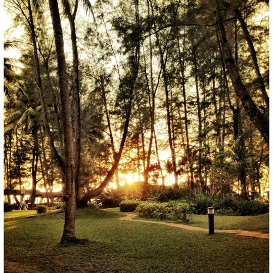 Photo taken at Dusit Thani Laguna Phuket by Kirill M. on 3/3/2012