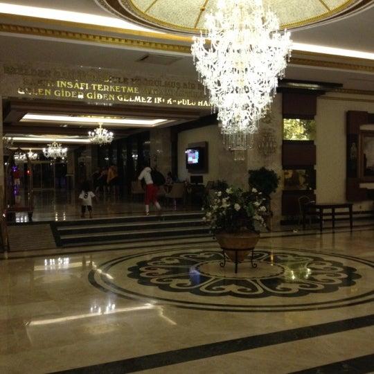 7/11/2012 tarihinde Levent A.ziyaretçi tarafından Harrington Park Resort Hotel'de çekilen fotoğraf