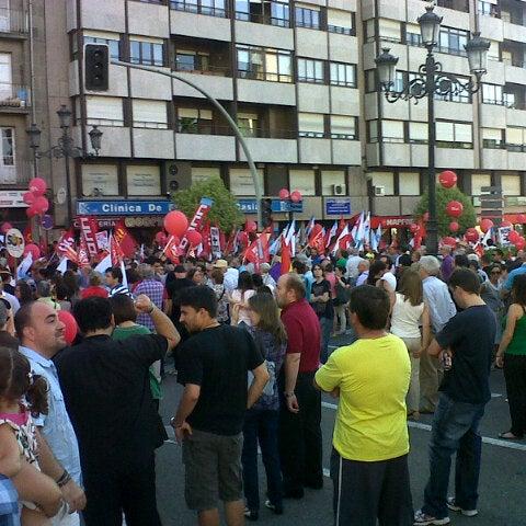 Photo prise au palacio de justicia par Eva R. le7/19/2012