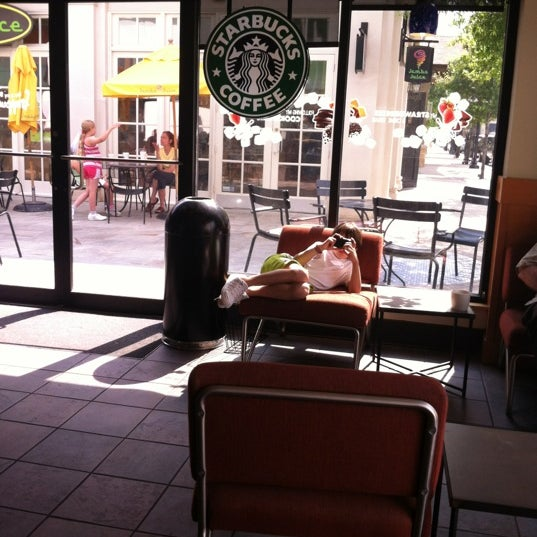 Photo taken at Starbucks by Ana A. on 5/5/2012