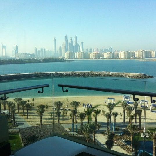 3/8/2012 tarihinde Irina D.ziyaretçi tarafından Rixos The Palm Dubai'de çekilen fotoğraf