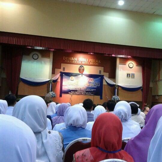 2/26/2012에 Azhar M.님이 Politeknik Kota Bharu (PKB)에서 찍은 사진