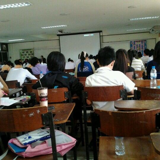 Photo taken at Chiang Mai Rajabhat University by เฟรม เ. on 7/20/2012