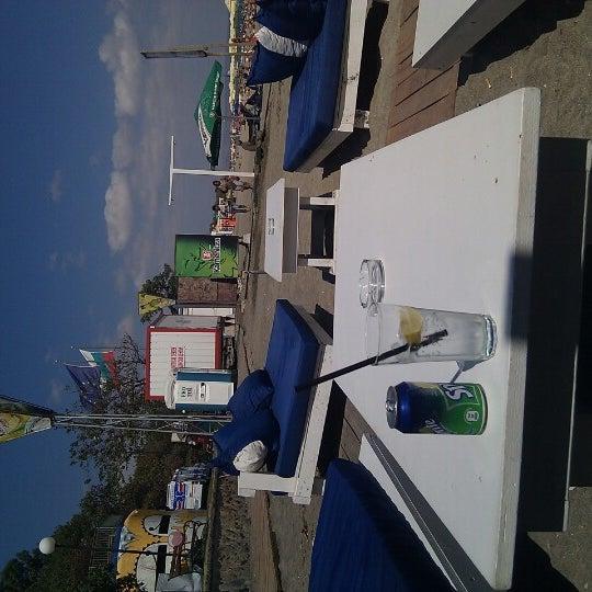 Foto scattata a Централен Плаж Бургас (Burgas Central Beach) da Manol T. il 9/2/2012