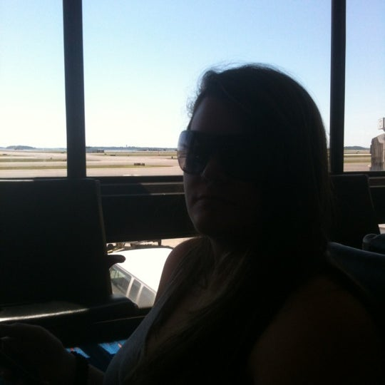 Photo taken at Gate C29 by Brewse M. on 6/24/2012