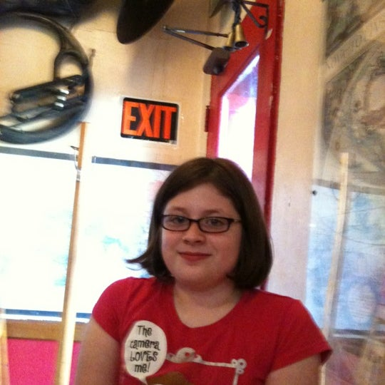 Photo taken at Travelers Club International Restaurant and Tuba Museum by Charmaspice on 3/17/2012