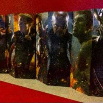 Photo taken at Big Cinemas by Kunal K. on 6/23/2012