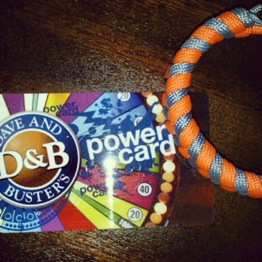 Photo taken at Dave & Buster's by John R. on 8/20/2012