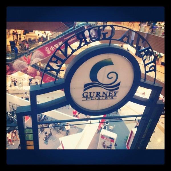Photo taken at Gurney Plaza by Wey Yao on 7/15/2012