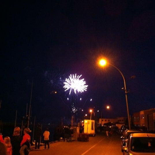 Photo taken at Port du Guilvinec by Medhi M. on 7/18/2011