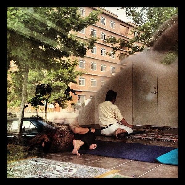 Photo taken at Asia University by Hadziq 哈. on 4/18/2012