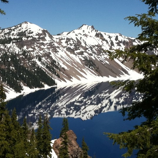 Photo taken at Crater Lake National Park by Gillian R. on 7/2/2011