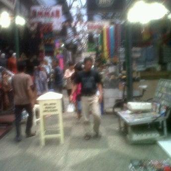 Photo taken at Kawasan Wisata Religi Makam Sunan Ampel by Imam P. on 3/18/2012