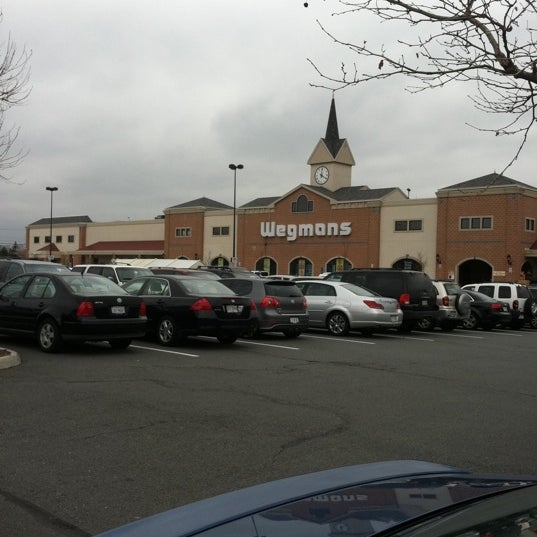Photo taken at Wegmans by Hallie on 4/9/2011