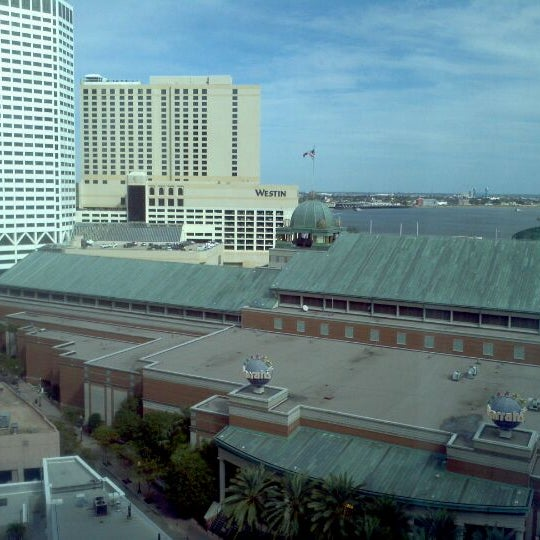 Photo taken at Loews New Orleans Hotel by Kyron M. on 11/10/2011