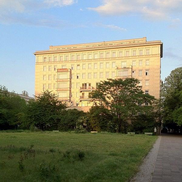 Photo taken at U Weberwiese by bosch on 5/22/2012