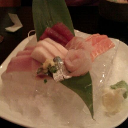 Photo taken at Masamoto Sushi & Asian Grill by Dave F. on 4/3/2011