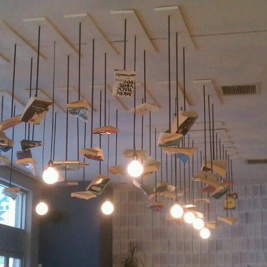 Photo taken at McNally Jackson Books by Alexis R. on 6/2/2012