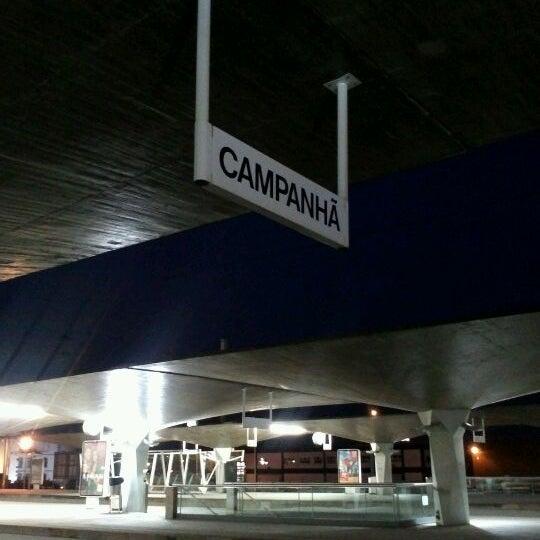 Photo taken at Estação Ferroviária de Porto-Campanhã by Ivo S. on 5/31/2012