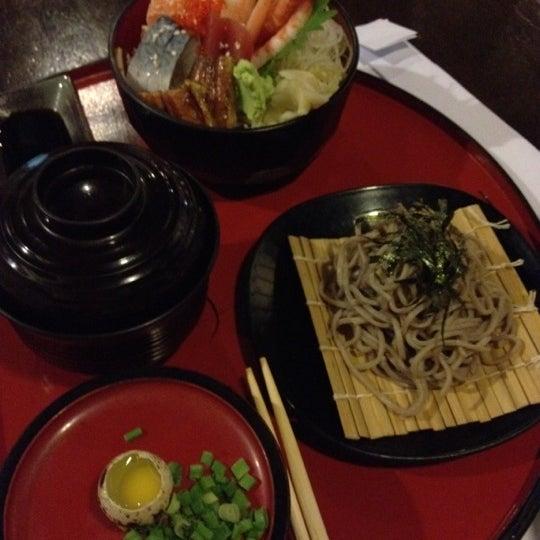 Photo taken at Hyotan Japanese Restaurant by Catrine on 2/14/2012
