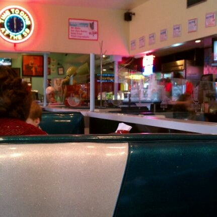 "Photo taken at 59 Diner by James ""Jim"" F. on 3/18/2012"