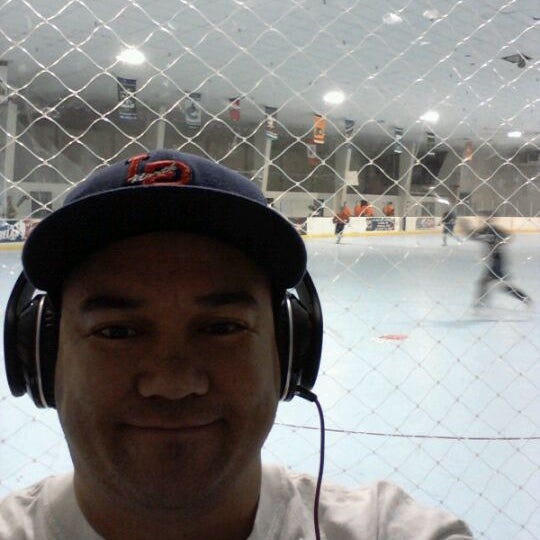 Photo taken at Las Vegas Roller Hockey Center by Jonny A. on 2/18/2012